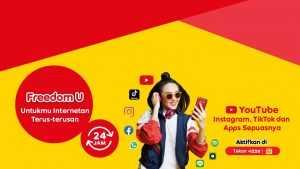 Setel APN Indosat untuk Live Streaming