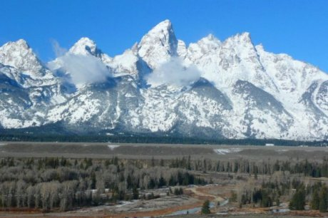Grand Tetons, WY, US
