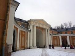 Arkhangelskoye - Yusupov Palace, courtyard