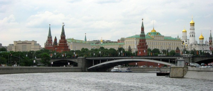 The Moscow Kremlin panorama