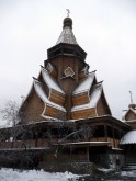 Izmailovo Kremin has its own church