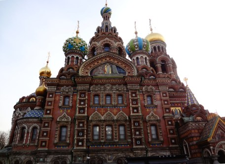 Church of the Savior of Spilled Blood