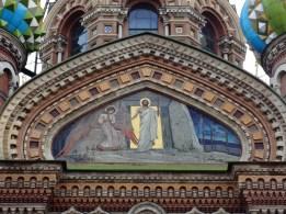 Savior of Spilled Blood - mosaic detail