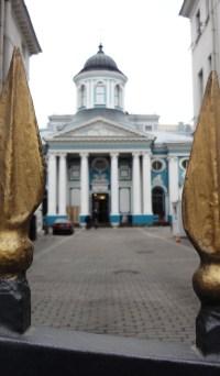 Saint Petersburg church