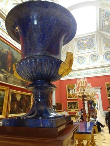 Lapiz Lazuli and late Renaissance art