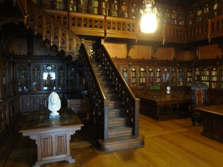 Library, Hermitage