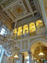 Whimsical, opulent rooms of the Winter Palace