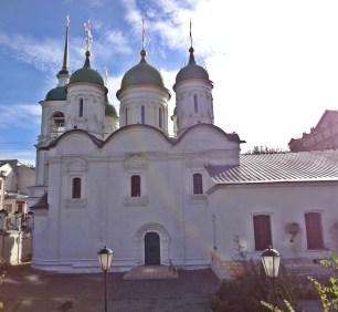 Trinity Cathedral at Sukharevskaya