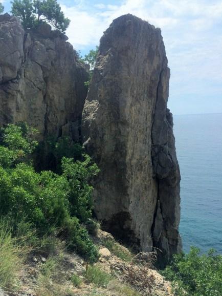 Golitsyn Trail, Novy Svet