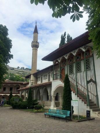 Bakhchisaray Palace Mosque