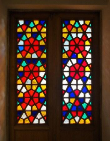 Bakhchisaray Palace windows