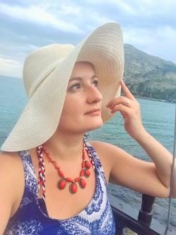 Sailing Novy Svet Black Sea moi
