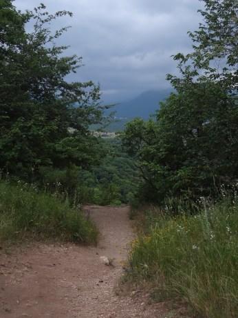 Trail to Suv Ucqan