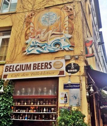 280 beers in Antwerp