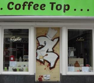 Brussels Coffee Shop
