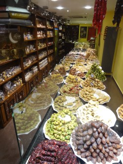 Eastern Sweets in Brussels