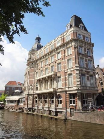 Amsterdam architecture 5