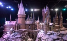 Hogwarts in Leavesden Studios, London