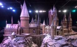 Hogwarts in Leavesden Studios, London
