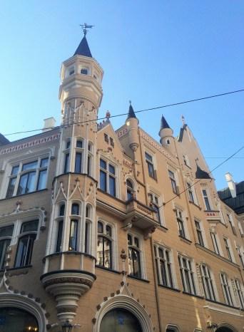 Riga Architecture 2