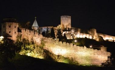 Belgrade Castle Serbia