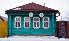 Suzdal wood architecture zodchestvo 7