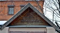 Suzdal wood architecture zodchestvo garage