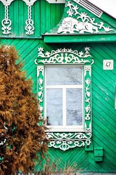 Suzdal wood architecture zodchestvo window 1-1