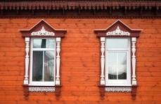 Suzdal wood architecture zodchestvo window 11