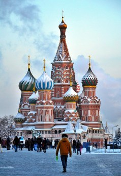 29 Saint Basil's Cathedral
