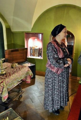 Chambers of Romanov Boyars - Study 5