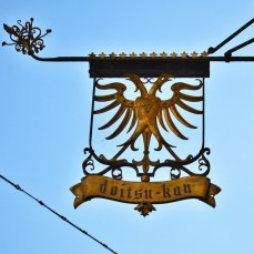 Rothenburg shop sign 9