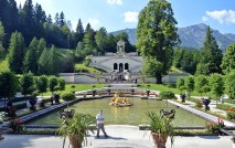 Linderhof Fountain 1