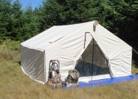 May INSIDER giveaway: 3 Davis Wall Tents | goHUNT
