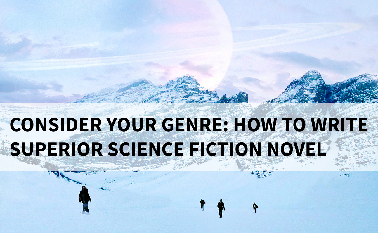 Writing Science Fiction Guide For Nanowrimo Challengers
