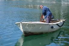 Skradin Fisherman