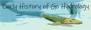 History of Go Hydrology