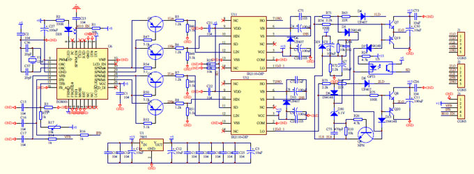 Homemade 2000w Power Inverter With Circuit Diagrams