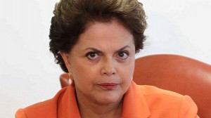 Presidente Dilma Rousseff: seu nome é indevidamente utilizado por articuladores de Paulo Garcia
