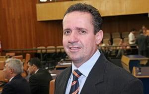 Vereador Geovani Antônio (PSDB): vítima de ataques pesados do prefeito Paulo Garcia (PT)