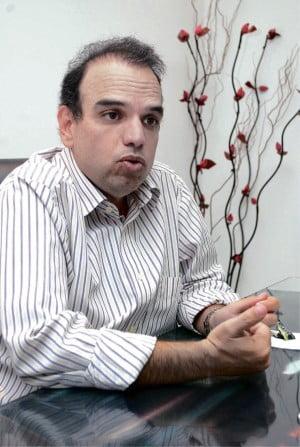 Presidente da Comurg, Luciano de Castro: chamada encaminhada para caixa de mensagem