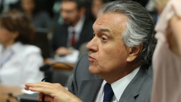 a103aa150 Exclusivo: Caiado avisa que não fará concessões nem vai intervir na eleição  da presidência da Assembleia