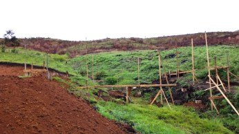 Foundation for the Bakery House