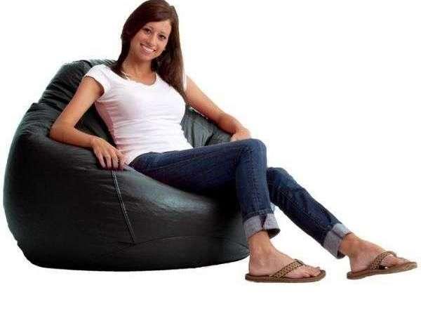 Đệm ngồi hạt xốp ghế lười