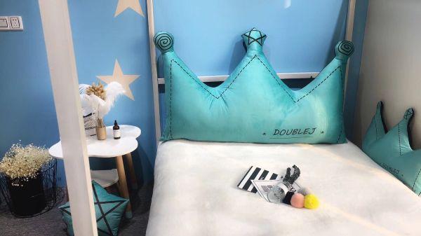 Gối tựa đầu giường ngôi sao cao cấp