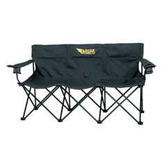 Sport Folding Chairs Camo Chair The Trio 3 Person Portable Goimprints