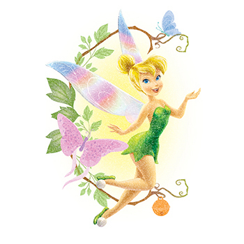 Disney Glitter Fairies: Tinker Bell - GOimprints