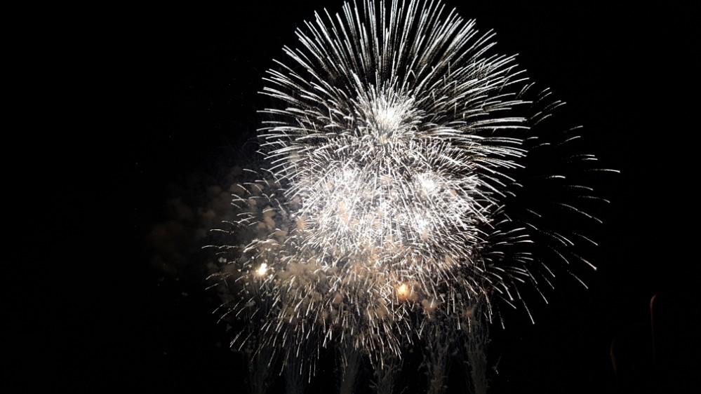 Flammende Sterne Ostfildern – Feuerwerk – going2eat