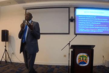 UVI Strategic Plan 2019
