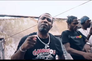 C Head Warlight official Music Video Garrison Entertainment Jamaica